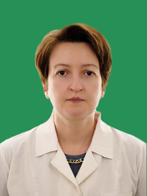 Желудкова Ольга Юрьевна